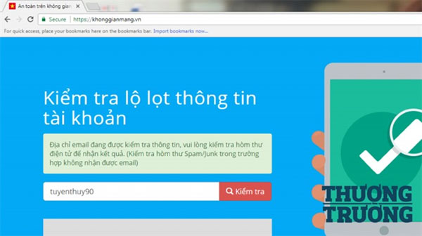 VNCERT, check email security, bank accounts, online services, Vietnam economy, Vietnamnet